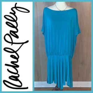Rachel Pally Turquoise Dress. Size Small